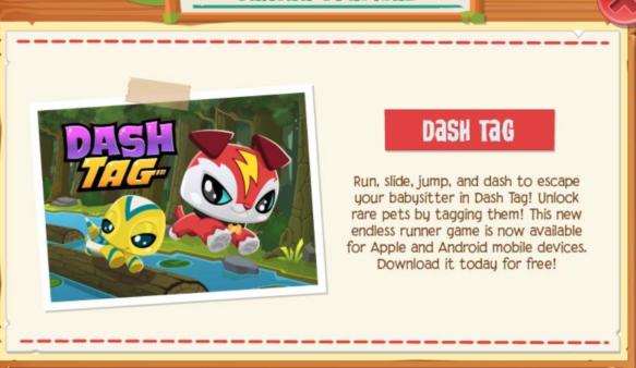 21+ Dash Tag Game Download  JPG
